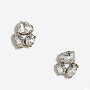 NWT J. CREW | Cluster Earrings